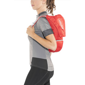CamelBak Classic Hydration Pack 2,5l racing red/silver